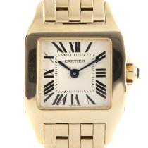 Cartier Santos Demoiselle Yellow gold 19mm