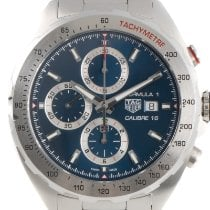 TAG Heuer Formula 1 Calibre 16 Steel 44mm Blue