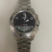 Tissot T-Touch II Steel 43mm Black No numerals United States of America, Florida, miami lakes