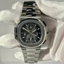 Patek Philippe Nautilus Steel 40.5mm Grey No numerals