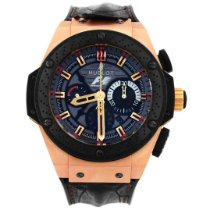 Hublot King Power Rose gold 48mm Black United States of America, California, Fullerton