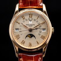 Patek Philippe Perpetual Calendar Rose gold 36mm United States of America, Massachusetts, Boston