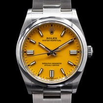 Rolex Oyster Perpetual 36 Steel 36mm United States of America, Massachusetts, Boston