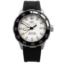 IWC Aquatimer Automatic 2000 Steel 44mm White No numerals United States of America, California, Fullerton