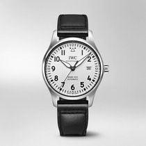 IWC Pilot Mark Steel 40mm White Arabic numerals United States of America, Florida, Boca Raton