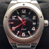 IWC Ingenieur AMG Titan 42.5mm Schwarz Arabisch