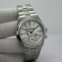 Vacheron Constantin Overseas Dual Time Steel 41mm Silver No numerals United States of America, Florida, Orlando