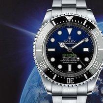 Rolex Sea-Dweller Deepsea Stahl 44mm Blau Keine Ziffern Deutschland, München