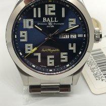 Ball Engineer III Steel 40mm Blue Arabic numerals United States of America, Massachusetts, Boston
