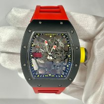 Richard Mille RM 035 RM035 Sin usar Carbono 48mm Cuerda manual