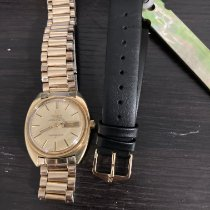 Omega Constellation Day-Date 168.019 Sehr gut Gelbgold 36mm Automatik