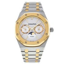 Audemars Piguet Royal Oak Day-Date Gold/Steel Silver United States of America, New York, New York