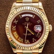 Rolex (ロレックス) 218238 イエローゴールド デイデイト II 41mm 中古