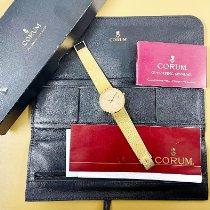 Corum Coin Watch Oro amarillo 35.5mm Oro (macizo)