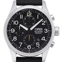 Oris Big Crown ProPilot Chronograph new 2021 Automatic Chronograph Watch with original box and original papers 01 774 7699 4134-07 5 22 15FC