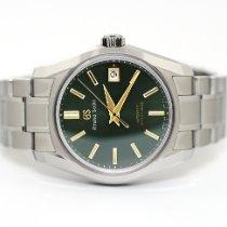 Seiko Grand Seiko Steel 40mm Green No numerals United States of America, Florida, Aventura