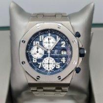 Audemars Piguet Royal Oak Offshore Chronograph Titanium Blue Malaysia