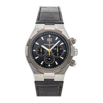 Vacheron Constantin Overseas Chronograph Steel 42mm Grey No numerals United States of America, Pennsylvania, Bala Cynwyd