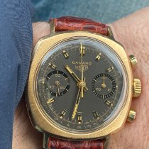 Heuer Gold/Steel 37mm Manual winding 73345 NT pre-owned United States of America, New Jersey, Upper Saddle River