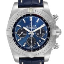 Breitling Chronomat 44 new Automatic Chronograph Watch with original box and original papers AB0115