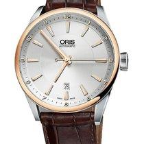 Oris Artix Date 42mm Silber Deutschland, Simmerath