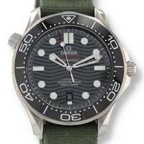 Omega 210.32.42.20.01.001 Steel 2020 Seamaster Diver 300 M 42mm United States of America, New Hampshire, Nashua