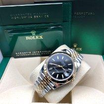Rolex Datejust 126333 Ongedragen Goud/Staal 41mm Automatisch