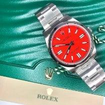 Rolex Oyster Perpetual 124300 Unworn Steel 41mm Automatic