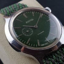 Vostok Manual winding pre-owned