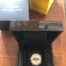 Breitling Chrono-Matic (submodel) Acier 40mm Noir Sans chiffres France, alix