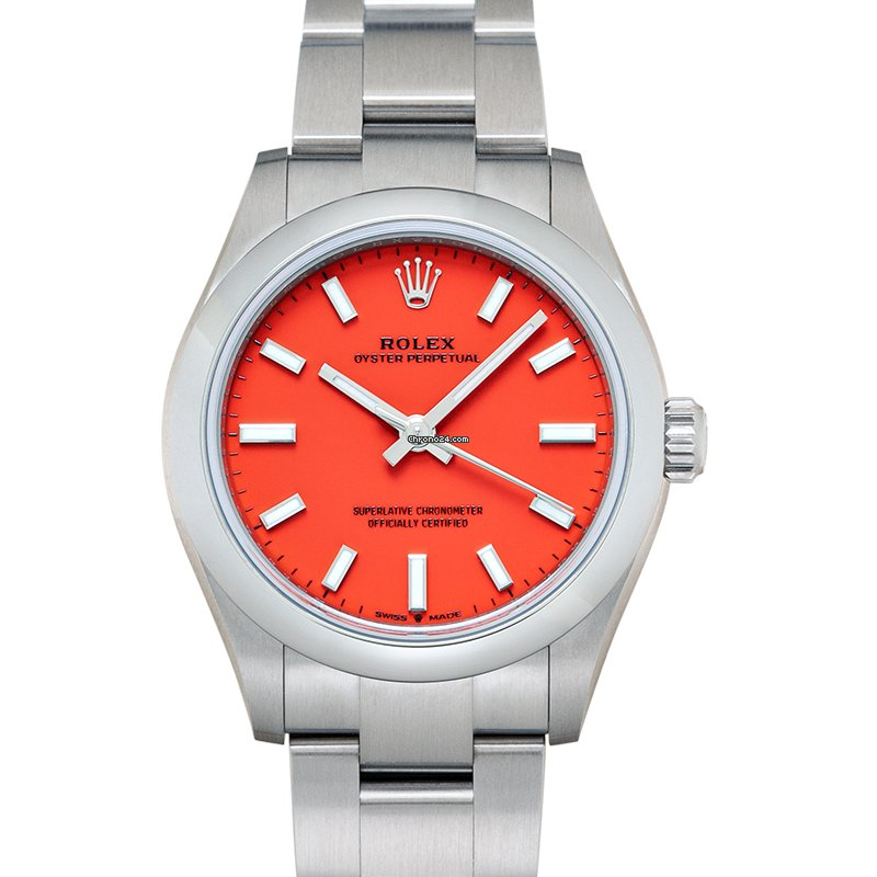 Rolex Oyster Perpetual 31 277200-0008 2021 new