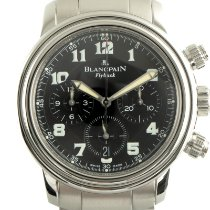 Blancpain Léman Fly-Back 2185F Very good Steel 38mm Automatic