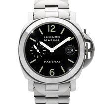 Panerai Steel 40mm Automatic 6529 pre-owned South Africa, Johannesburg