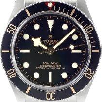 Tudor Black Bay Fifty-Eight Steel 39mm Black No numerals