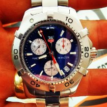 TAG Heuer Steel Quartz CAF1112.BA0803 pre-owned South Africa, East London