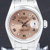 Rolex Oyster Perpetual Lady Date Staal 26mm Roze Nederland, Rijswijk