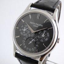 Patek Philippe Perpetual Calendar Platinum 37.2mm Grey
