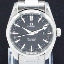 Omega Seamaster Aqua Terra Otel 36mm Negru