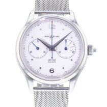 Montblanc Heritage Chronométrie Steel 42mm White United States of America, Georgia, Atlanta