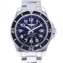 Breitling Superocean II 42 Steel 42mm Black United States of America, Georgia, Atlanta