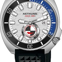 Nethuns Steel 44mm 300 AS321 new