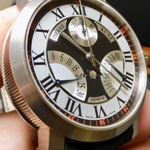 Pierre Kunz White gold 44mm Automatic PKG-402-SDRL new United States of America, North Carolina, Winston Salem