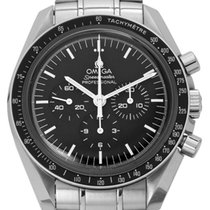 Omega Stahl Handaufzug 42mm gebraucht Speedmaster Professional Moonwatch