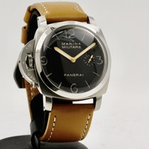 Panerai Special Editions PAM00217 Very good Steel 46mm Manual winding