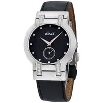 Versace Steel 37mm Quartz pre-owned United States of America, New York, Greenvale