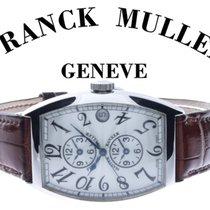Franck Muller Master Banker 6850 MB Muito bom Aço 45mm Automático
