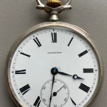 Longines Silver 48mm pre-owned