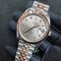 Rolex Datejust II 126331 Неношеные Pозовое золото 41mm Автоподзавод