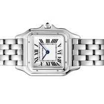 Cartier Panthère Steel 27mm Silver Roman numerals United States of America, Florida, Aventura