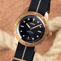 Oris Bronze 40mm Remontage automatique 0140177643185 occasion